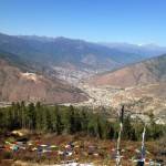 thimphu view